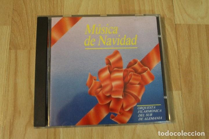 CD MUSICA DE NAVIDAD ORQUESTA FILARMONICA DEL SUR DE ALEMANIA (Música - CD's Otros Estilos)