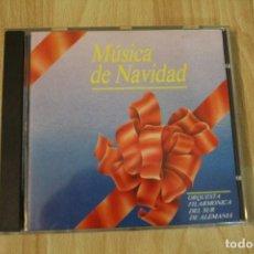 CDs de Música: CD MUSICA DE NAVIDAD ORQUESTA FILARMONICA DEL SUR DE ALEMANIA. Lote 76027415