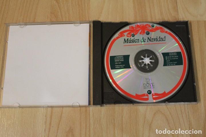 CDs de Música: CD MUSICA DE NAVIDAD ORQUESTA FILARMONICA DEL SUR DE ALEMANIA - Foto 2 - 76027415