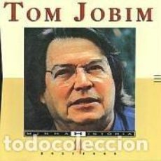 CDs de Música: ANTONIO CARLOS JOBIM - MINHA HISTORIA (CD). Lote 76081799