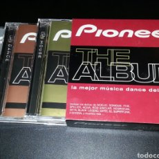 CDs de Música: PIONEER THE ALBUM VOL.1 3CDS. Lote 76107115