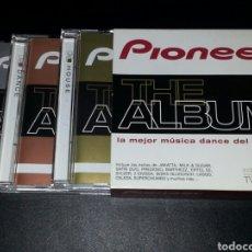 CDs de Música: PIONEER THE ALBUM VOL.2 3CDS. Lote 76108997