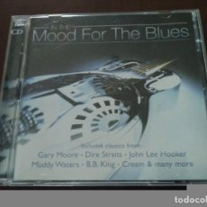 CDs de Música: IN THE MOOD FOR THE BLUES (DOBLE CD). Lote 76144815