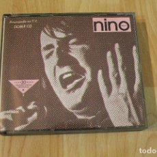 CDs de Música: CD NINO BRAVO 30 GRANDES EXITOS ORIGINALES DOBLE CD. Lote 76153843
