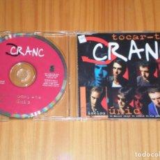 CDs de Música: CD SINGLE PROMOCION CRANC 2 TRACKS ESTUCHE PLASTICO FINO -. Lote 76180699