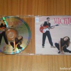 CDs de Música: CD SINGLE PROMOCION MICHICA ESTUCHE PLASTICO FINO -. Lote 76180907