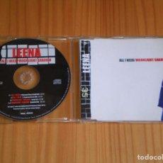 CDs de Música: CD SINGLE LEENA 4 TRACKS VALE MUSIC 2000 ESTUCHE PLASTICO FINO -. Lote 76181447