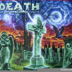 CDs de Música: DEATH...IS JUST THE BEGUINNING VOL VI..VV.AA...RECOPILACION METAL..DOBLE CD. Lote 76182827