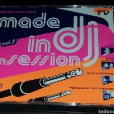 CDs de Música: MADE IN DJ IN SESSION VOL.2 - 4CDS . Lote 76254246