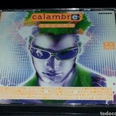 CDs de Música: CALAMBRE TECHNO - 3CDS 1997. Lote 76297629