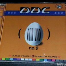 CDs de Música: DDC NO. 9 - DANCE DIVISION COLLECTION 2CDS - 1997. Lote 76318626