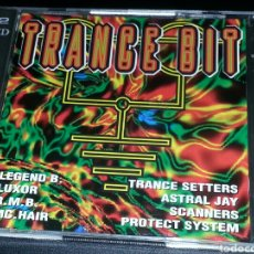 CDs de Música: TRANCE BIT - 2CDS 1995. Lote 76329774