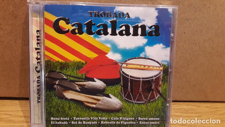 TROBADA CATALANA. CD / OK RECORDS - 2007. 12 TEMAS / CALIDAD LUJO. (Música - CD's Otros Estilos)
