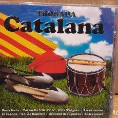 CDs de Música: TROBADA CATALANA. CD / OK RECORDS - 2007. 12 TEMAS / CALIDAD LUJO.. Lote 76441535