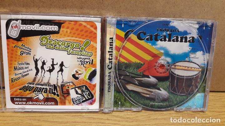 CDs de Música: TROBADA CATALANA. CD / OK RECORDS - 2007. 12 TEMAS / CALIDAD LUJO. - Foto 2 - 76441535