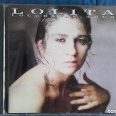 CDs de Música: LOLITA CD LOCURA DE AMOR. Lote 76506251