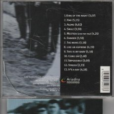 CDs de Música: THE WONDERFUL BABY DOOLS (CD ARIADNA RECORDS 1999). Lote 76516751