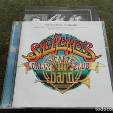 CDs de Música: SGT. PEPPERS LONELY HEARTS CLUB BAND - PETER FRAMPTON, BEE GEES - 2 CD *IMPECABLE*. Lote 76547295