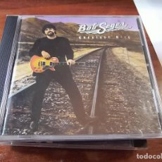 CDs de Música: BOB SEGER GREATEST HITS. Lote 76554655