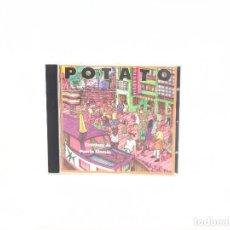 CDs de Música: CD CRÓNICAS DEL PUERTO SINMÁS. POTATO. OIHUKA. 1995. (VG+/VG+). Lote 76561023