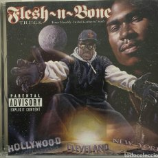 CDs de Música: FLESH N BONE T.H.U.G.S. TRUES HUMBLY UNITED GATHERIN SOULS. Lote 76606371