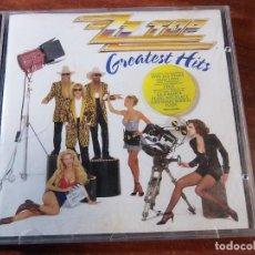 CDs de Música: ZZ TOP GREATEST HITS. Lote 76642603