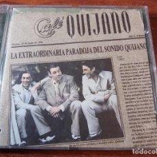 CDs de Música: CAFE QUIJANO. Lote 76643771