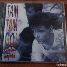 CDs de Música: TAM TAM GO ESPALDAS MOJADAS. Lote 76644063