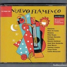 CDs de Música: LO MEJOR DEL NUEVO FLAMENCO (VARIOS INTÉRPRETES) 2 CDS. Lote 190313213