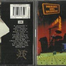 CDs de Música: HEROES DEL SILENCIO PARASIEMPRE DOBLE CD.1996. Lote 76683327