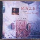 CDs de Música: MAZE FEATURING FRANKIE BEVERLY - SILKY SOUL (CD) 1989. Lote 76721591