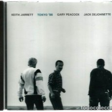 CDs de Música: CD TOKYO 96 ( KEITH JARRETT & GARY PEACOCK & JACK DEJOHNETTE ). Lote 76724427