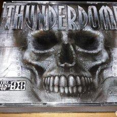 CDs de Música: THUNDERDOME THE BEST OF 98.ID&T.63 TEMAS DE HARDCORE TECHNO ALEMAN MUY DIFÍCIL RARO(VER FOTO TEMAS). Lote 76767109