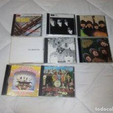 CDs de Música: THE BEATLES / LOTE 8 CD / PARLOPHONE / NUEVOS. Lote 76771211