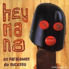 CDs de Música: PARALAMAS – HEY NA NA [HECHO EN ARGENTINA]. Lote 76789043