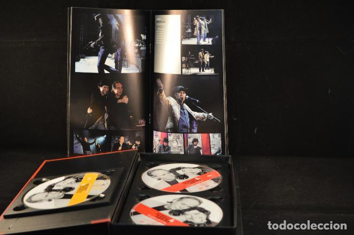 CDs de Música: SERRAT 6 SABINA - DOS PAJAROS DE UN TIRO - 2 CD´s + 1 DVD - Foto 2 - 76852215