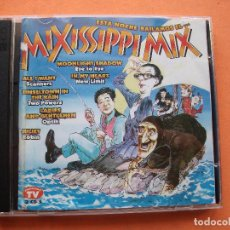 CDs de Música: MIXISSIPPI MIX - ESTA NOCHE BAILAMOS EL... MIXISSIPPI MIX DOBLE CD DESCATALOGADO BIT COMO NUEVO¡¡. Lote 76884395