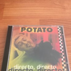 CDs de Música: POTATO REGGAE BANDA. DOBLE DIRECTO. Lote 76952389
