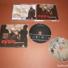 CDs de Música: CYCLE ( WEAK ON THE ROCKS ) - 2 CD - 21393CD - APPLE TREE - MECHANICAL - WALK INTO IT .... Lote 76986193