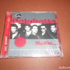 CDs de Música: DELGHETTO ( SALIR ... ) - CD - LOLLIPOP - VE-CL-0024-2 - JOSEFINA - OIGA SEÑOR ... - ESTADO DIFICIL. Lote 77012405