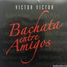 CDs de Música: VÍCTOR VÍCTOR BACHATA ENTRE AMIGOS