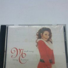 CDs de Música: MARIAH CAREY - MERRY CHRISTMAS. Lote 77228942