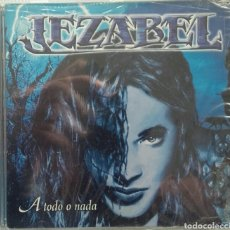 CDs de Música: JEZABEL A TODO O NADA. Lote 205164866