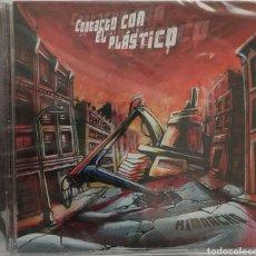 CDs de Música: CONTACTO CON EL PLÁSTICO KID NACHO. Lote 77247874
