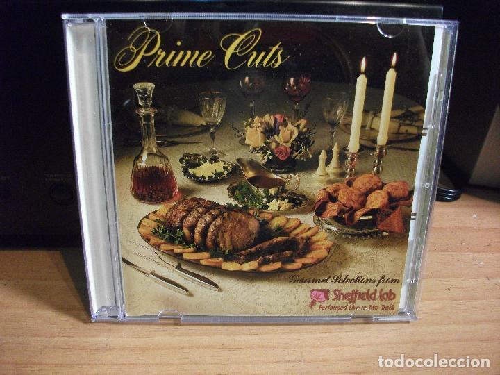 VARIOS - SHEFFIELD LAB PRIME CUTS - GOURMET SELECT. CD ALBUM USA 1990 PDELUXE (Música - CD's Jazz, Blues, Soul y Gospel)