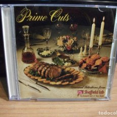 CDs de Música: VARIOS - SHEFFIELD LAB PRIME CUTS - GOURMET SELECT. CD ALBUM USA 1990 PDELUXE . Lote 77256997