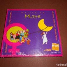 CDs de Música: MUSICA DE MUJER ( EDICION EXCLUSIVA FNAC ) - LIBRO DISCO - PRECINTADO - MARLANGO - OLGA ROMAN .... Lote 77269769