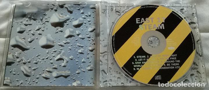 CDs de Música: East 17 - Steam - CD Album - 1994 - Foto 3 - 77270465