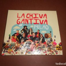 CDs de Música: LA CHIVA GANTIVA ( PELAO ) - CD - DIGIPACK - PRECINTADO - APRETAO - PINK FLAMINGO - COSMETICOS .... Lote 77271497