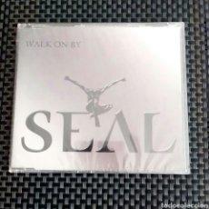 CDs de Música: CD (NUEVO PRECINTADO) - SEAL / WALK ON BY. Lote 77301815